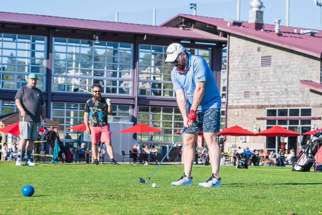 Spark League at Interbay Golf Course